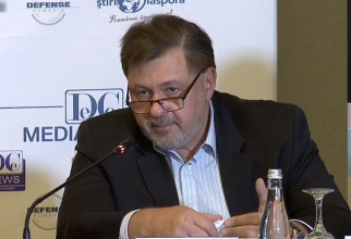 Prof dr Alexandru Rafila. Foto: DC Medical