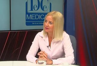 Dr Anca Hâncu. Foto: DC MEDICAL