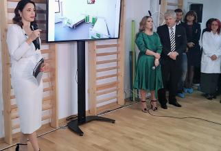 Andreea Marin a prezentat evenimentul