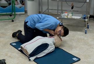 Resuscitarea în stop cardio-respirator