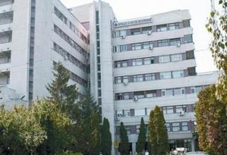 Spitalul Clinic de Recuperare din Iași  FOTO: realitateadeiasi.net