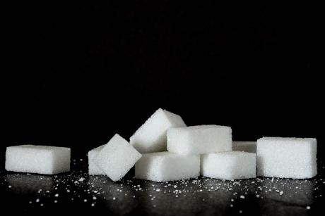 pierdeți în greutate renunțând la zahăr)