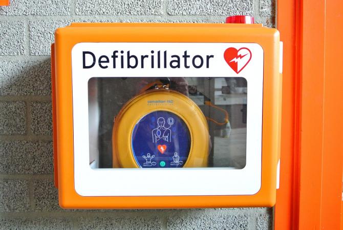 Defibrilator automat   Foto: pixabay.com