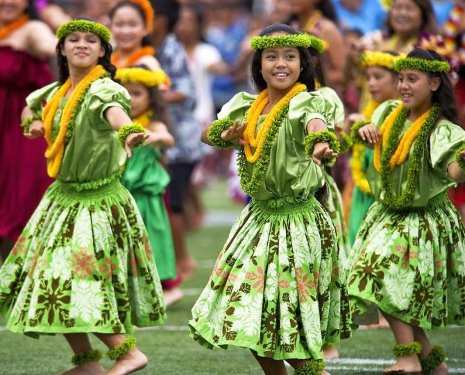 Hula, dansul tradițional din Hawaii