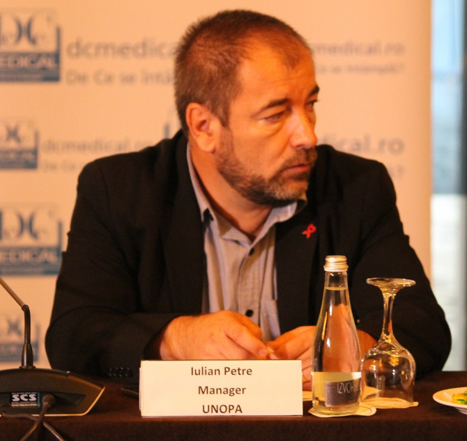 Iulian Petre, manager UNOPA FOTO: DC Group