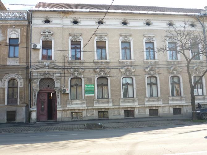 Clădirea Spitalului Municipal Timișoara FOTO: spitalul-municipal-timisoara.ro