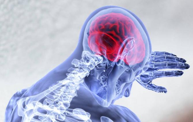 vedere încețoșată în cancerul cerebral