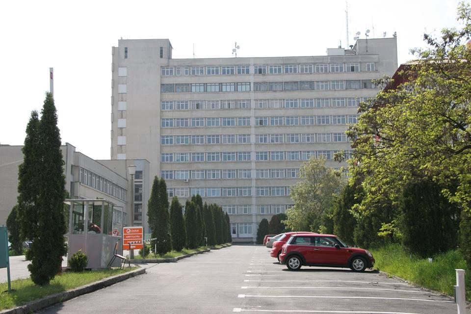 Clădirea Spitalului Clinic de Recuperare Cluj FOTO: Facebook CJ Cluj