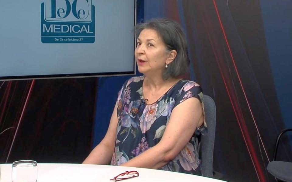 Dr Crina Ștefanescu. Foto: DC MEDICAL