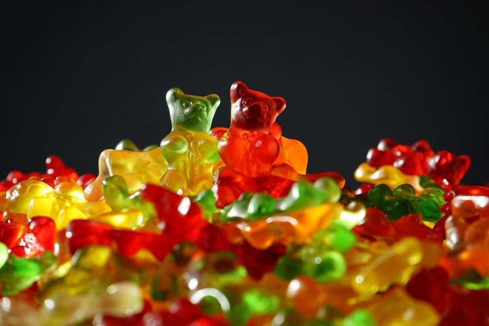 Copiii au consumat prea multe dulciuri    Foto: pixabay.com