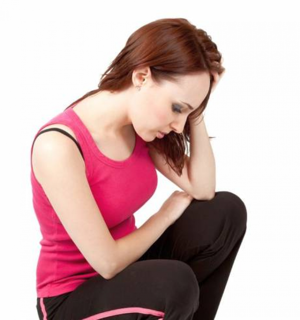 Histerectomia crește riscul de depresie și anxietate