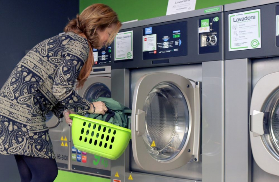 Mașina de spălat trebuie folosită la o anumită temperatura pentru ca bacteriile periculoase să fie omorâte