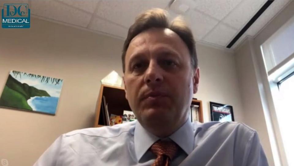 Prof dr Ștefan Ciurea. Foto: DC Medical