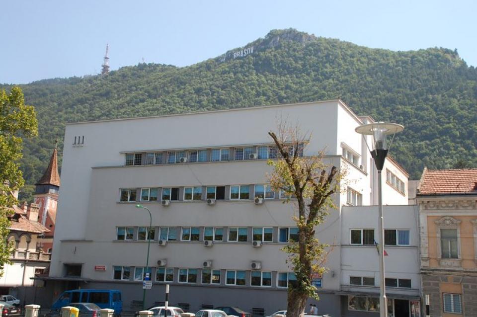 Clădrea Spitalului   FOTO: site-ul Spitalului de Psihiatrie și Neurologie Brașov
