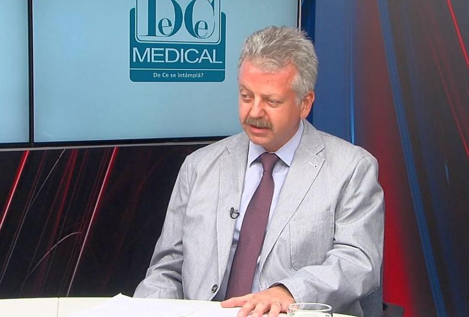 Conf univ dr Vlad Herlea. Foto: DC MEDICAL