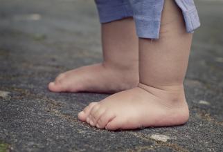 Obezitatea la copii este în creștere