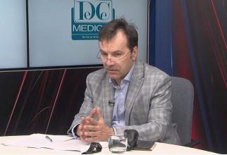 Prof dr Cristian Vlădescu. Foto: DC Medical