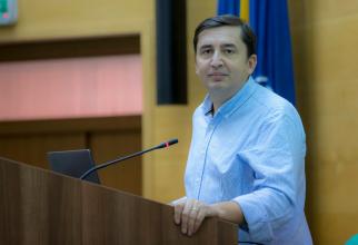 Col. medic dr. Ciprian Jurcuţ   Foto: Daniel Iancu
