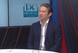 Dr Radu Zamfir, directorul executiv al ANT. Foto: DC Medical