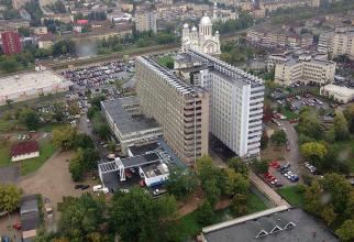 Spitalul Judetean de Urgenta Baia Mare