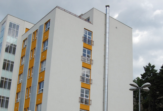 Clădirea spitalului  FOTO: Facebook Spitalul Militar Cluj