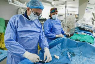 Intervenții stenoză aortică:   Foto: SUUB