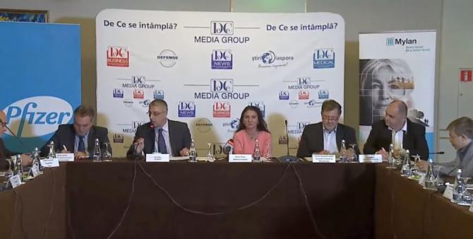 Primul forum a avut ca subiect vaccinarea, cel de-al doilea va fi despre politica prețului medicamentelor