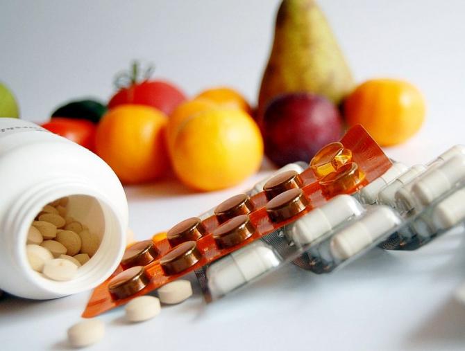 Alimente, suplimente, medicamente. Foto: Pixabay