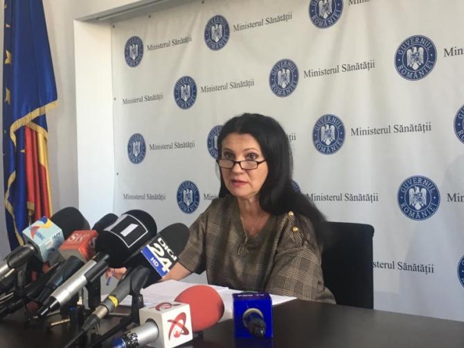Sorina Pintea, fost ministru al Sănătății  FOTO: DC Medical