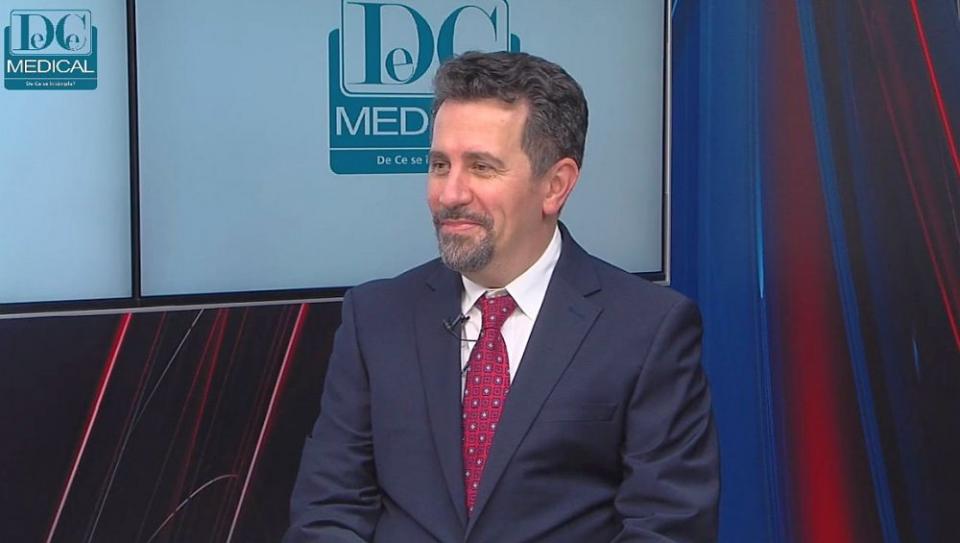 Prof dr Adrian Bot. Foto: DC Medical