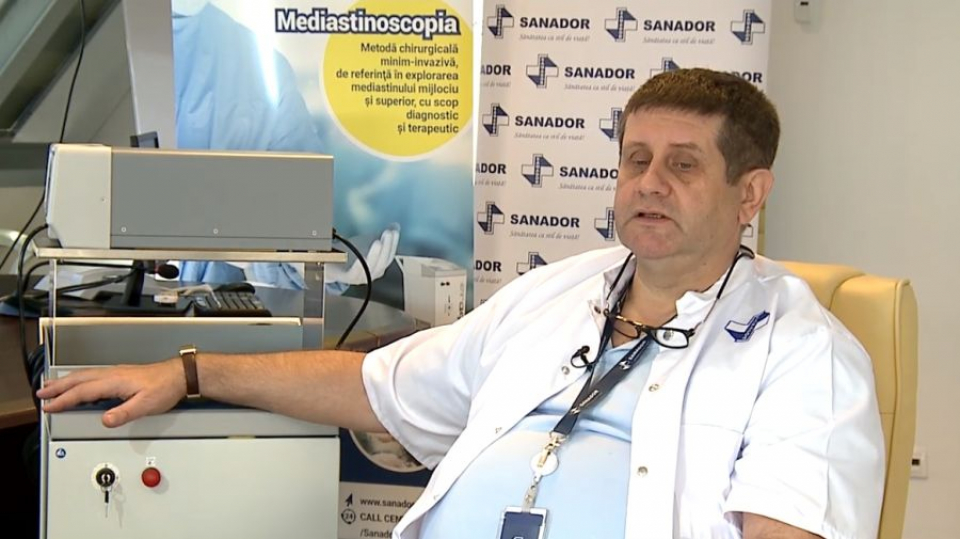 Dr Cristian Paleru. Foto: DC Medical