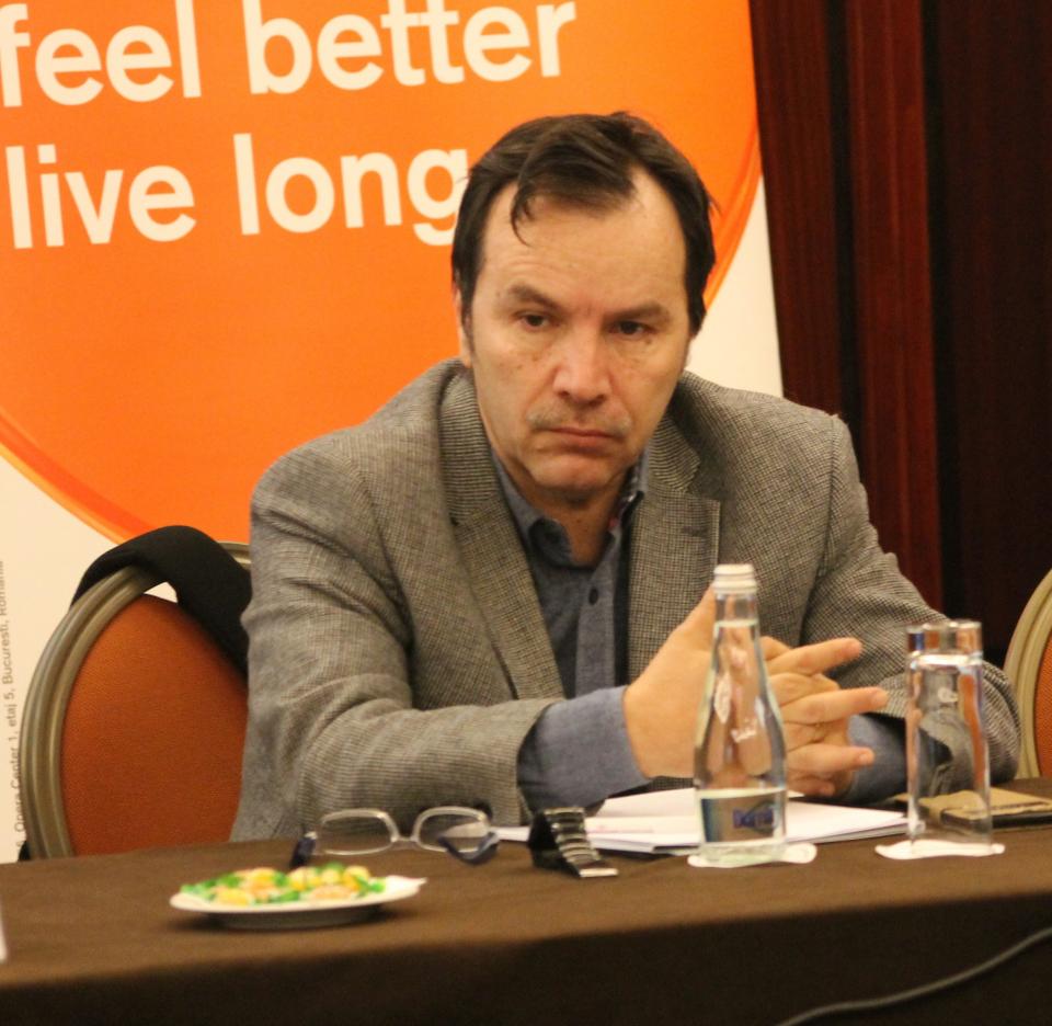 Cristian Vlădescu     Foto: DC Medical