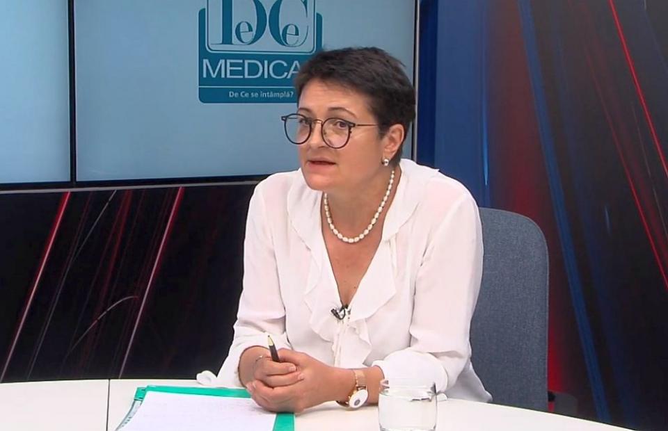 Dr Mădălina Grigoroiu. Foto: DC Medical