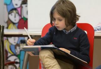 Laurent Simons  are 9 ani si se pregătește să devină licențiat. FOTO CNN