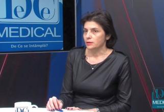 Dr Anca Coliță este noul manacer al Institutului Fundeni