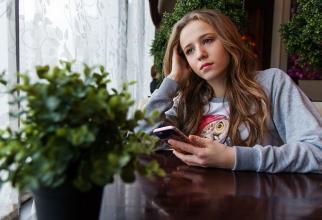Cei mai mulți părinți nu reușesc să depisteze depresia la adolescenți FOTO Pixabay.com