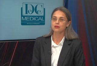 Dr Natalia Motaș. Foto: DC Medical
