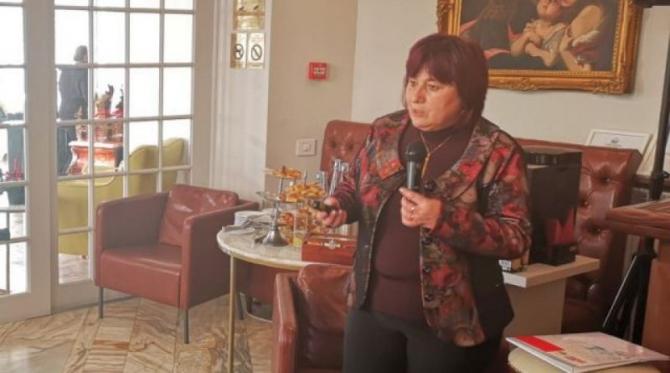 Dorica Dan, presedintele ANBRaRo