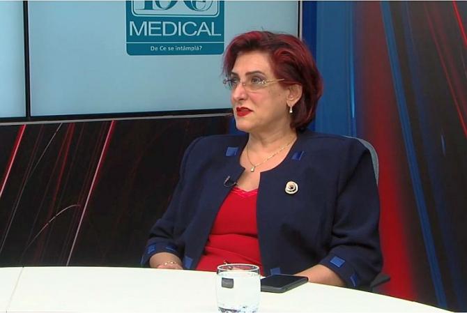 Prof dr Norina Forna. Foto: DC Medical