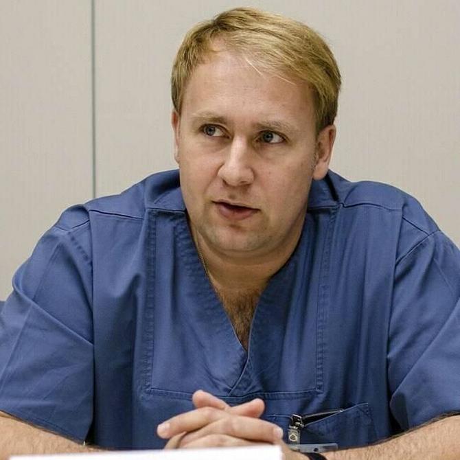 Dr. Victor Costache, ministrul Sănătății