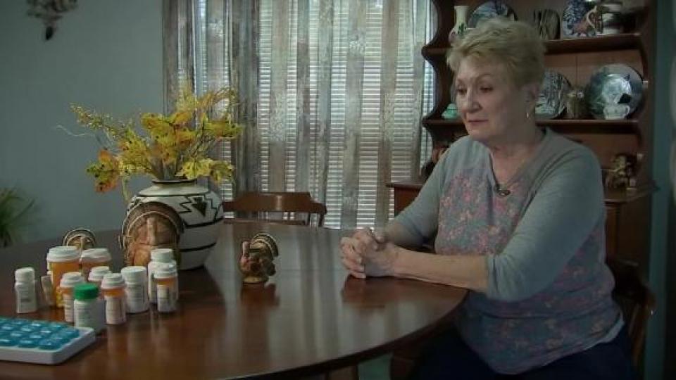 Sherry Ellis. Foto: Captură video CNN