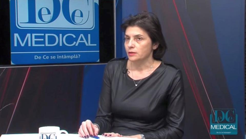 Dr Anca Coliță este manager al Institutului Fundeni de la sfârșitul anului 2019