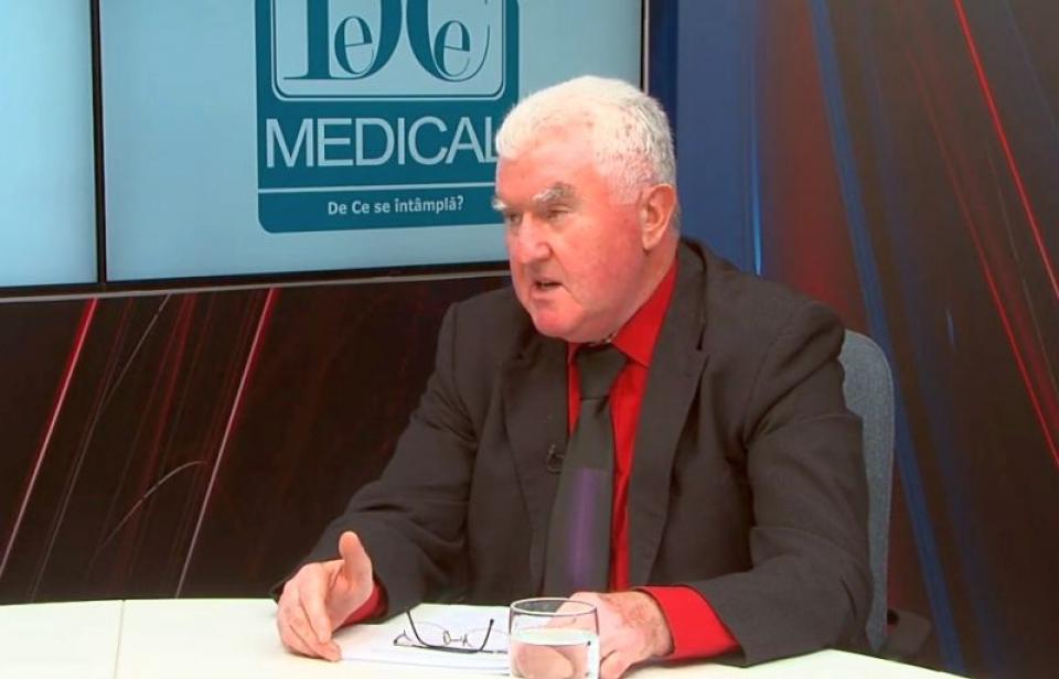 Prof dr Nicolae Suciu