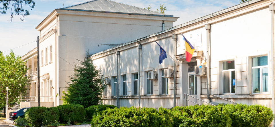 Spitalul de Pneumoftiziologie Galați    Sursa foto: pneumogalati.ro