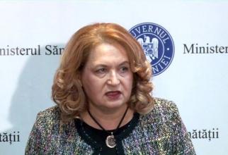 """General maior medic conf univ dr Florentina Ioniță – Radu, directorul general al Spitalului Militar Central """"Carol Davila"""" din București"""