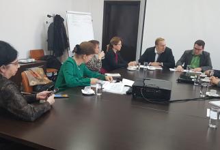 Victor Costache, ministrul Sănătății și Adela Cojan, președintele Casei Naționale de Asigurări de Sănătate , FOTO MS