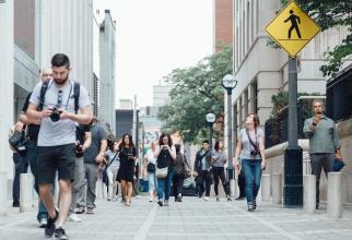 Mersul pe jos te ajută să eviți un infarct