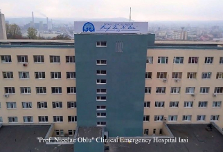 Spitalul de Neurochirurgie prof dr N. Oblu din Iași.