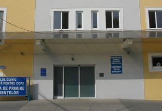Spitalul de Copii Cluj  FOTO: Facebook ANT