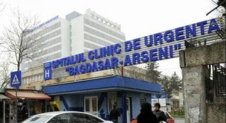 Spitalul Bagdasar-Arseni din București  FOTO: Facebook ANT